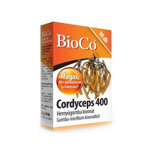 BioCo Cordyceps 400 hernyógomba kivonat 90 db