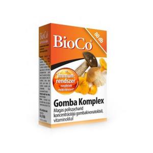 BioCo Gomba Komplex 80 db