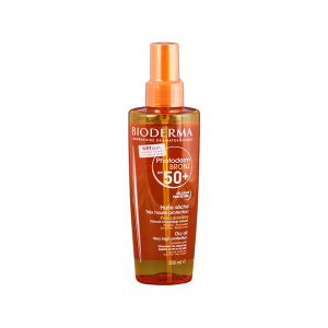 Bioderma Photoderm Bronz olaj SPF 50 200ml