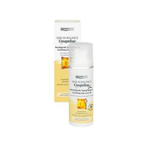 Coupeliac bőrnyugtató nappali arckrém 50 ml FF15 fényvédő faktorral
