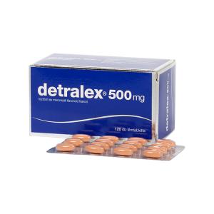Detralex 500mg Filmtabletta 120x