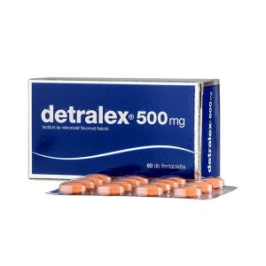 Detralex 500mg Filmtabletta 60X