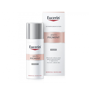 Eucerin Anti Pigment éjszakai arckrém 50ml