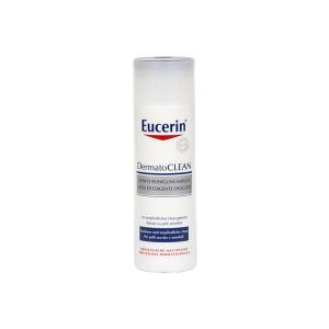 Eucerin DermatoCLEAN kímélő arctisztító tej száraz, érzékeny bőrre 200ml