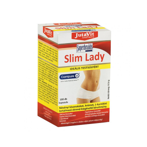 Jutavit Slim Lady kapszula 100db