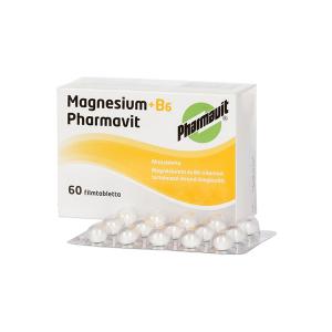 Pharmavit Magnesium + B6 filmtabletta