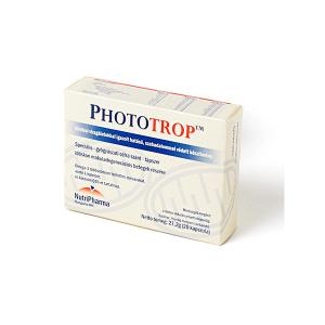 Phototrop Tápszer lágyzselatin kapszula 20x