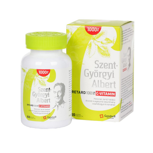 Szent-Györgyi Albert 1000mg Retard C-Vitamin Tabletta 100X