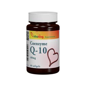 VitaKing Koenzim Q10 60mg kapszula 60x