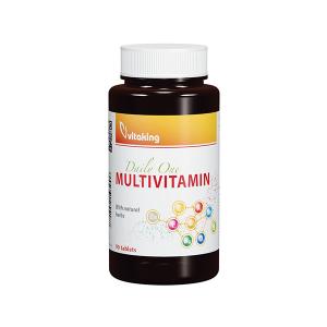 Vitaking Daily One Multivitamin tabletta 90x