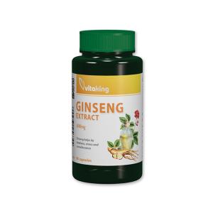 Vitaking Ginzeng 400mg kapszula 90x