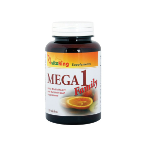 Vitaking Mega-1 Family multivitamin 120x