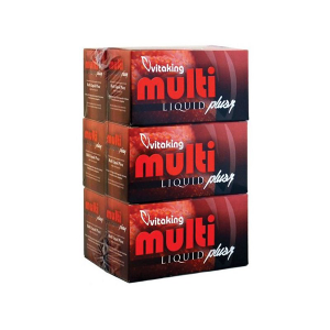 Vitaking Multi Liquid Plusz vitamincsomag 180x