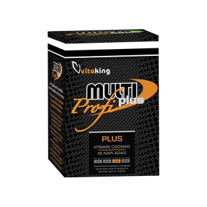 Vitaking Multi Plus Profi multivitamin csomag 30x