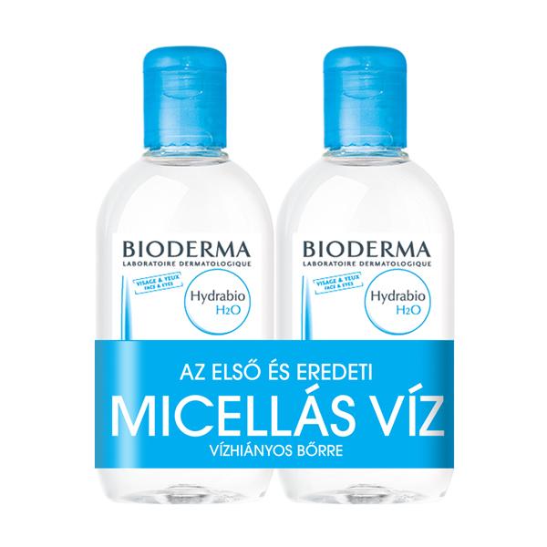 bioderma-hydrabio-h2o-2x250ml