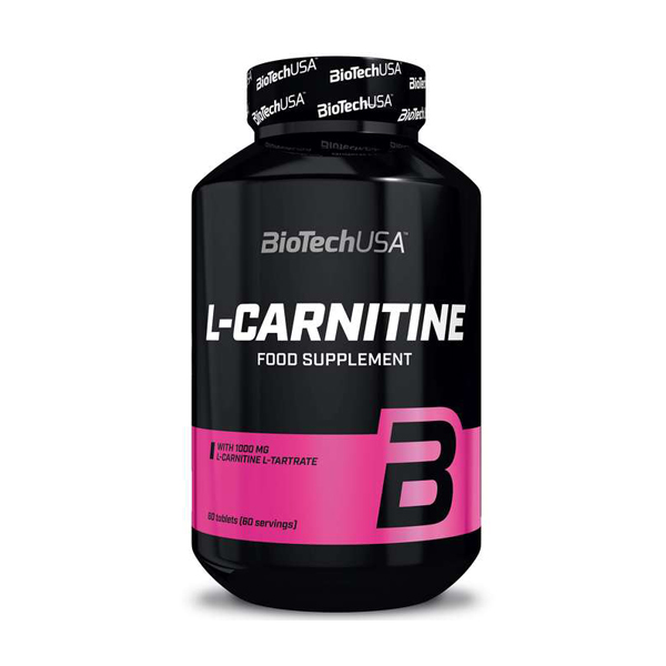 biotech usa L carnitine 60x